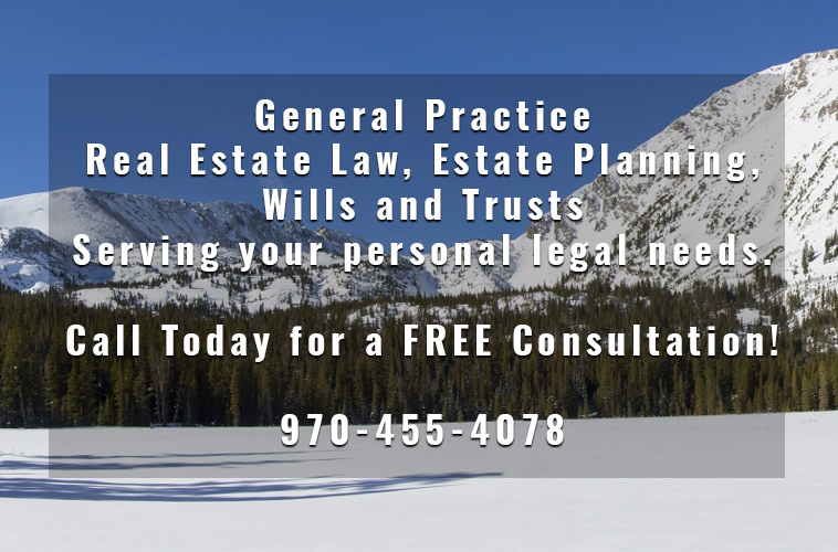 General Practice Legal Services